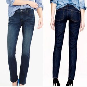 Like New JCrew matchstick jeans  28